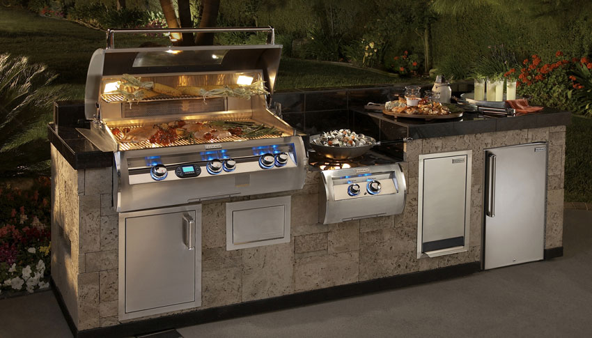 Fire Magic Grill   Echelon Diamond 3660